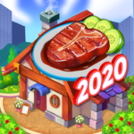 Cooking Crush – Madness Crazy Chef Cooking Games Mod Apk