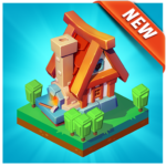 Crafty Town – Merge City Kingdom Builder Mod Apk 0.8.389