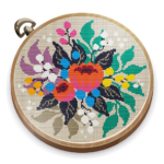 Cross Stitch Club — Color by Numbers with a Hoop Mod Apk 1.4.42