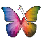 Cross Stitch Gold: Color by number, Sewing pattern Mod Apk 1.2.4.4