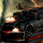 Cyber Road Racing Shooter Mod Apk 3.3