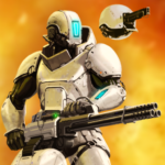 CyberSphere: TPS Online Action-Shooting Game Mod Apk 1.96