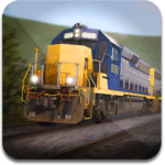 Fast Euro Train Driver Sim: Train Games 3D 2020 Mod Apk 1.7