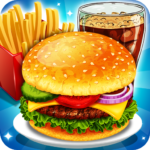 Fast Food  Cooking and Restaurant Game Mod Apk 1.1