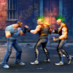 Final Street Fighting game Kung Fu Street Revenge Mod Apk 1.0