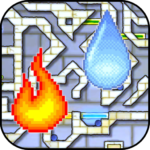 Fire and Water Couple The Light Temple Mod Apk 1.0.1