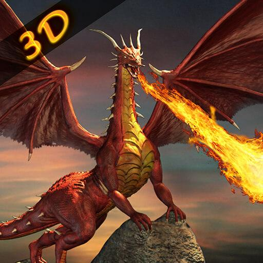 Grand Dragon Fire Simulator – Epic Battle 2019 Mod Apk 1.3