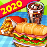Hell's Cooking: crazy burger, kitchen fever tycoon Mod Apk 1.43