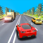 Highway Car Racing Game Mod Apk