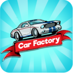 Idle Car Factory: Car Builder, Tycoon Games 2020🚓 Mod Apk 12.10.2