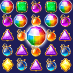 Jewel Castle™ – Classical Match 3 Puzzles Mod Apk 1.5.5