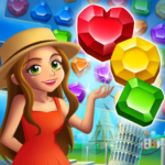 Jewel City : World Tour Match 3 Puzzle Mod Apk 1.1.2