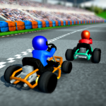 Kart Rush Racing – 3D Online Rival World Tour Mod Apk 15
