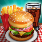 Kitchen Craze: Madness of Free Cooking Games City Mod Apk 1.1.777