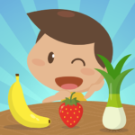 Learn fruits and vegetables – games for kids Mod Apk 2.1.1
