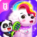 Little Panda's Pet Salon Mod Apk 9.55.00.00