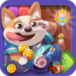 Magic Puppy : CUBE RUSH BLAST GAMES 2019 Mod Apk 1.4.91