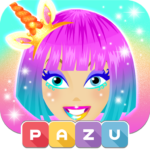 Makeup Girls – Unicorn dress up games for kids Mod Apk 1.09