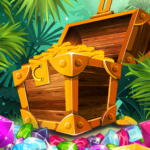 Match 3 Jungle Treasure – Forgotten Jewels Mod Apk 1.0.27