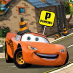 McQueen Super Cars Parking School Mod Apk 1.3