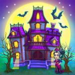 Monster Farm: Happy Ghost Village & Witch Mansion Mod Apk 1.47