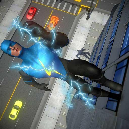Multi Speedster Superhero Lightning:Flash Games 3D Mod Apk 2.2
