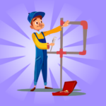 Plumber Pipe Out Game Mod Apk 1.1