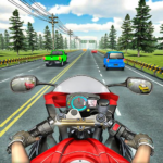 Racing In Moto Traffic Stunt Race Mod Apk 1.15