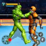Real Robot Ring Fighting  2020 Mod Apk 1.0.26