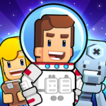 Rocket Star – Idle Space Factory Tycoon Game Mod Apk 1.43.2