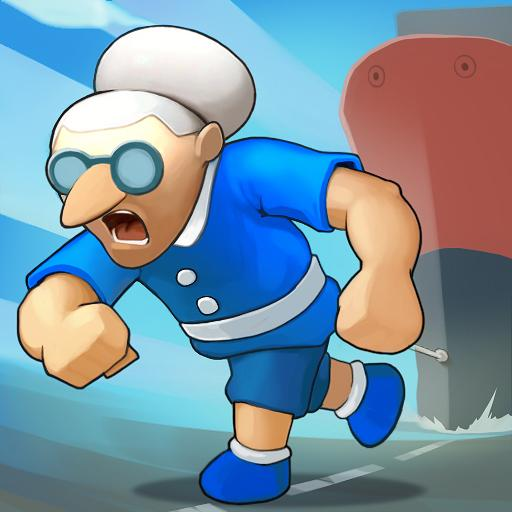 Strong Granny – Win Robux for Roblox platform Mod Apk 3.1