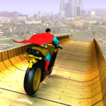 Super Hero Bike Mega Ramp Mod Apk 2.6