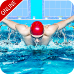 Swimming Contest Online : Water Marathon Race Mod Apk 1.2.1