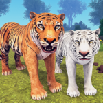 Tiger Family Simulator: Angry Tiger Games Mod Apk 1.0