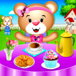 Toy Tea Party – Cleaning and Cooking Game Mod Apk 0.2