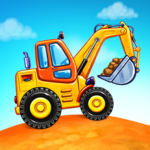 Truck games for kids – build a house, car wash Mod Apk 5.11.2