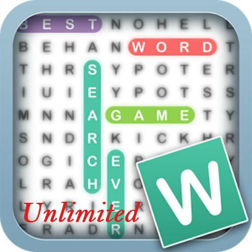 Word Search Unlimited Mod Apk 1.4
