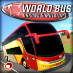 World Bus Driving Simulator Mod Apk 1.18