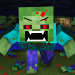 Zombie Apocalypse map for MCPE. New maps and mods Mod Apk 5