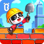 Baby Panda's Earthquake-resistant Building Mod Apk 8.43.00.10