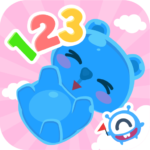 CandyBots Numbers 123 Kids Fun🌟Learn Counting 100 Mod Apk 2.0