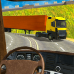 Cargo Delivery Truck Parking Simulator Games 2020 Mod Apk 1.30
