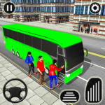 City Passenger Coach Bus Simulator: Bus Driving 3D Mod Apk 8.1.1