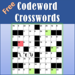 Codeword Puzzles Word games, fun Cipher crosswords Mod Apk 7.5