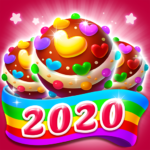 Cookie Amazing Crush 2020 – Free Match Blast Mod Apk 8.7.7