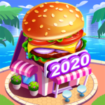 Cooking Marina – fast restaurant cooking games Mod Apk 1.9.26