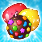 Delicious Sweets Smash : Match 3 Candy Puzzle 2020 Mod Apk 1.1.121