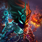 Epic Heroes War: Shadow Lord Stickman – Premium Mod Apk 1.11.4.464