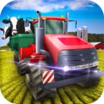 🚜 Farm Simulator: Hay Tycoon grow and sell crops Mod Apk 1.7.2