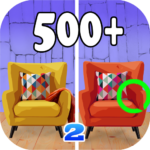 Find The Differences 500 Photos 2 Mod Apk 1.0.8